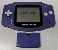 Nintendo Game Boy Advance in lila #11