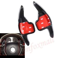 Carbon Fiber Steering Wheel Shift Gear Paddle For BMW 1 2 3 4 5 6 Series X1/3/4