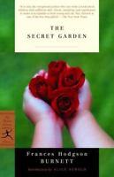 The Secret Garden [Modern Library Classics] [ Burnett, Frances Hodgson ] Used -