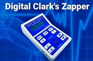 Zapper Hulda Clark - Zapper profesional + Generador + 25 Programas, todo en uno.