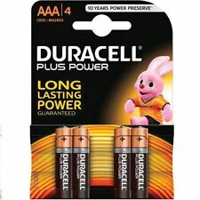 Pila duracell MN1500 LR03-AAA 1.5 v pack 4 pilas - G
