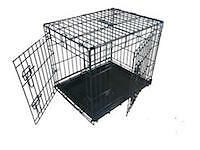 Medium Dog Crate (60L x 44W x 50.5Hcm) ONLY €29.95