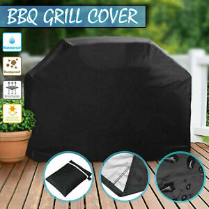 Details about  BBQ Cover 2/4/6 Burner Waterproof Outdoor Gas Charcoal Barbecue