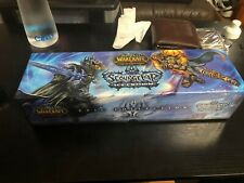 World of Warcraft Tcg Icecrown epic collection with 150 cards and extra Loot!