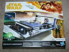 Star Wars Force Link 2.0 - Han Solo's Landspeeder - Hasbro - New