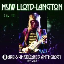 HUW LLOYD-LANGTON - RARE & UNRELEASED ANTHOLOGY 1971-2012 2 CD NEUF