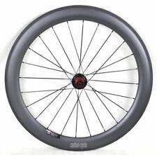 60mm Carbon Wheel Rear Clincher Road Bicycle 700C 3k Matt Basalt Rim Chosen 11s