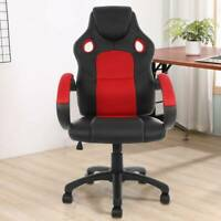 Adjustable Office Chairs Sport Racing Gaming Office Chair With Lumbar Support