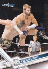 2017 Topps WWE Wrestling Sammelkarte, #59 Zack Ryder