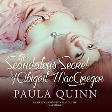 The Scandalous Secret of Abigail MacGregor (Highland Heirs series, Book 3) Audi