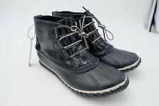 Sorel Out N About Plus Boots Women's Black Noir Size US 8 EU 39 Used