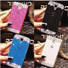Luxury Crystal Diamond Bling Glitter Case Cover For Samsung S8 Plus S6 S7 Edge