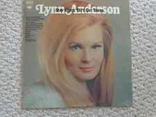 Lynn Anderson's Stay There LP  CS 1025, 1970, Columbia Records (#2353)