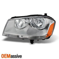 Fit 2008 2009 2010 2011 2012 2013 Dodge Avenger Driver Left Side Headlight