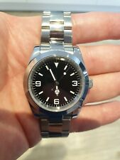 Mens Automatic Explorer Exploration Extreme homage Watch, Cool tool watch!! 39mm