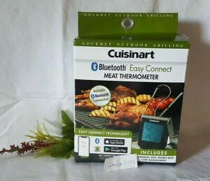 **NEW** Cuisinart Bluetooth Easy Connect Meat Thermometer ~ FAST SHIP!