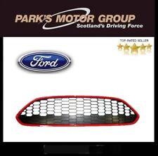 NEW GENUINE FORD FIESTA ZETEC S RED FRONT UPPER GRILLE 2012 ONWARD MK 7/8