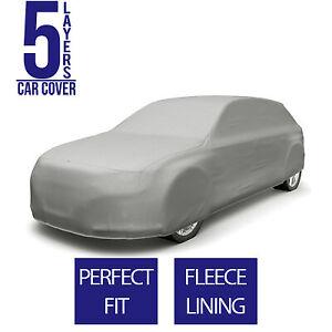 Full Car Cover For Subaru Crosstrek 2019 Wagon 4-Door - 5 Layers