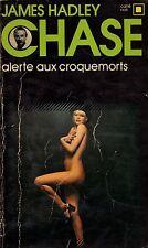 Alerte aux croquemorts // James Hadley CHASE // Carré Noir // Policier