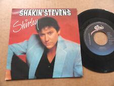 "DISQUE 45T DE SHAKIN' STEVENS  "" SHIRLEY """
