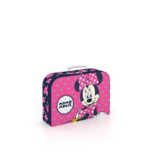 PP257 Disney Minnie Mouse Spielkoffer Kinder Koffer Spielzeugkoffer Bastelkoffer