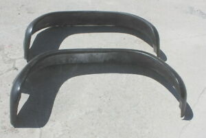 60-66 Chevrolet Pickup SHOWCARS Rear Stretched Flares