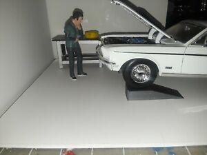 1:18 Scale Car Ramps  Accessories For Garage Diorama 1/18th Scale