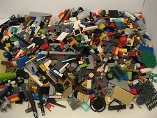 Lego 1 to 15 Pounds LBS Parts & Pieces HUGE BULK LOT bricks parts plus 2 oz FREE