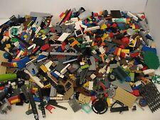 Lego 1 to 15 Pounds LBS Parts & Pieces HUGE BULK LOT bricks parts