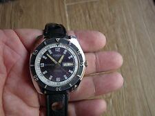 Very Rare Vintage CORDURA (by Sicura Breitling) Automatic 17Jewels , Day & Date.