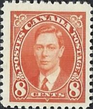 Canada    # 236   King George VI Issue   New Issue 1937 Pristine Gum