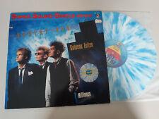 """LP NDW Hubert Kah - Goldene Zeiten 12"""" (2 Song) INTERCORD BLOW UP cut out color"""