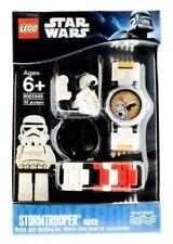 LEGO Kinderuhr Star Wars - Stormtrooper Stück portofrei #a#