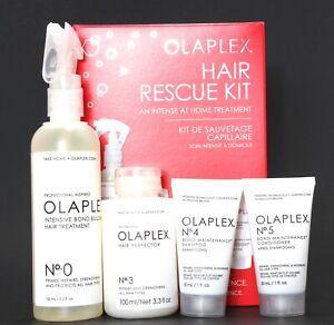 Olaplex Hair Rescue An Intense At Home Treatment Kit