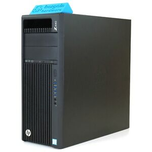 HP Z440: Intel Xeon E5-2698 v3 Sixteen Core 64GB DDR4 RAM Workstation