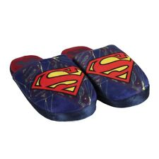 Kinder Hausschuhe Kindergarten KiTa Avengers Superheld Superman Gr. 26/27