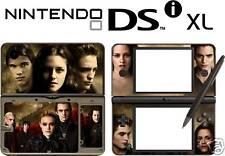 Nintendo DSi XL TWILIGHT NEW MOON Vinyl Skin Sticker