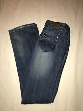 Almost Famous distressed skinny jeans Women's/Junior' s size 1