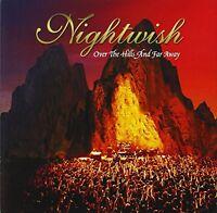 NIGHTWISH - OVER THE HILLS AND FAR AWAY  CD NEU