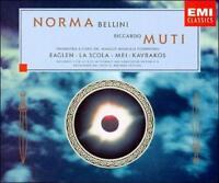 Bellini - Norma / Eaglen  La Scola  Mei  Kavrakos  Maggio Musicale  Muti