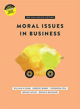 Moral Issues in Business with Student Resource Access 12 Months by William H. Sh