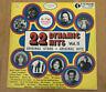 "Various - 22 Dynamic Hits Vol 2 Compilation - 12"" LP Vinyl Record - Very Good"