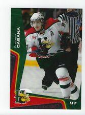 2005-06 Halifax Mooseheads (QMJHL) Frederik Cabana (Bietigheim Steelers)