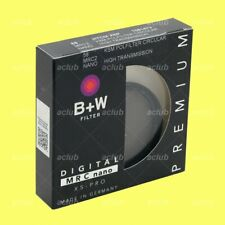 Genuine B+W 58mm XS-PRO Digital MRC Nano KSM Circular Polarizer Filter 1081473