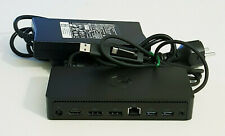 Dell D6000 Station d'Accueil USB-C DisplayPort HDMI Alimentation Dell 130w