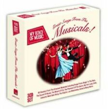 My Kind of Music Great Songs From The Musicals Cd1 2013