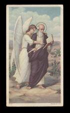 "santino-holy card""""ediz. NB serie 3  n.197 S.MATTEO AP. EV."