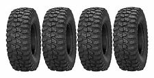 (4) New 30x10R-14 Sedona Rock-A-Billy 8-Ply Radial UTV Side By Side RZR Tire Set
