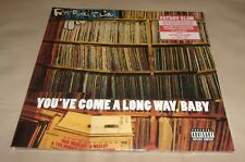Fatboy Slim You've Come a Long Way Baby Sealed LP Sky Blue w/ Coffee Splatter