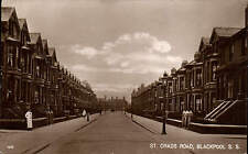 Blackpool. St Chads Road # 126 by Schofield, St Chads Road.